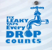 DON'T WASTE WATER EVERY DROP MATTERS