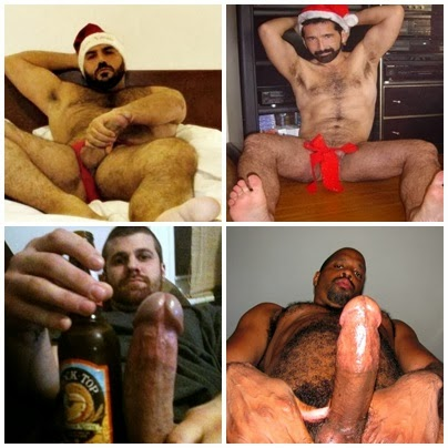 Natal com machos pelados 3