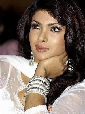 Priyanka Chopra Silver Bracelet