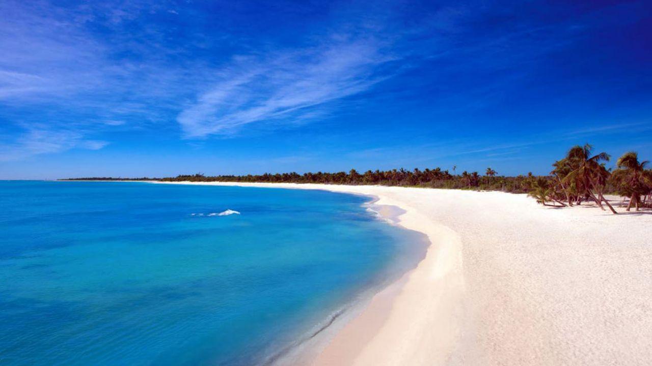 mexico_cozumel_beach Tulum Bungalows Beach