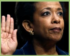 EEUU: El Senado confirma a Loretta Lynch como próxima fiscal general