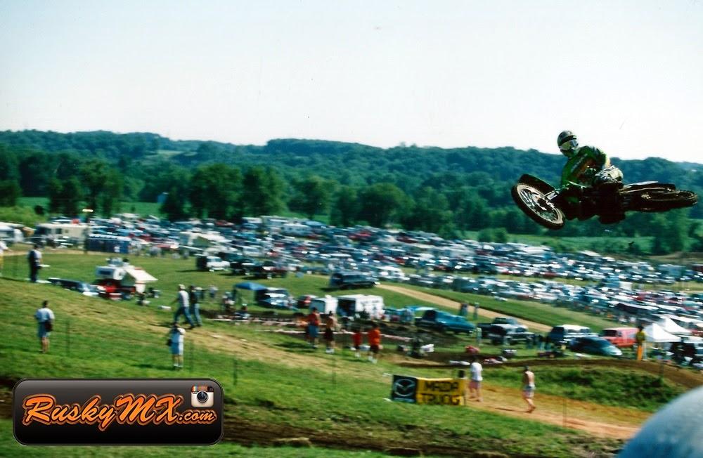 Casey Johnson Red Bud 1998