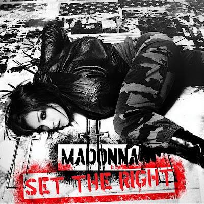 Madonna - Set The Right Lyrics