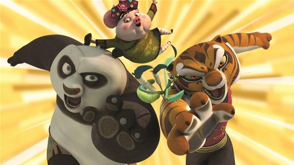 kung fu panda legends of awesomeness episodes watch