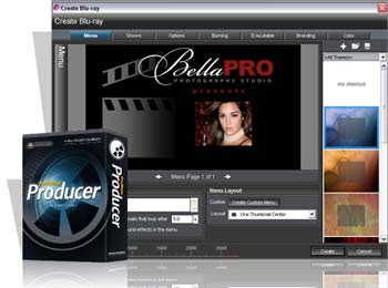 Capa ProShow Producer