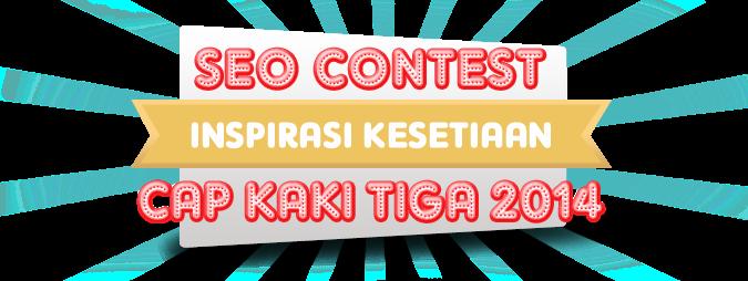 Lomba Kontes Blog 2014