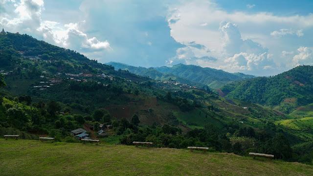 Mae Salong, Thailand's oolong tea county