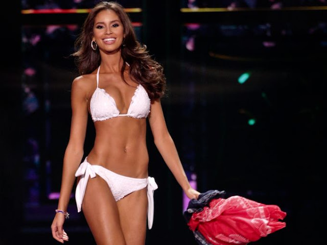 Miss Rhode Island Anea Garcia