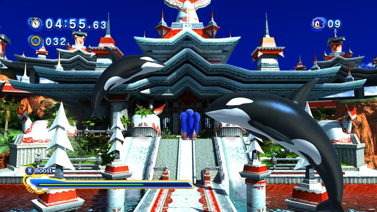 sonic generations pc download free full game