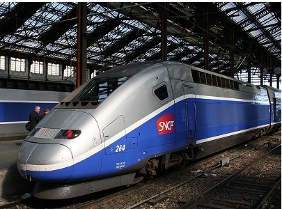 Top 10 fastest trains in the world for Cocktail tgv
