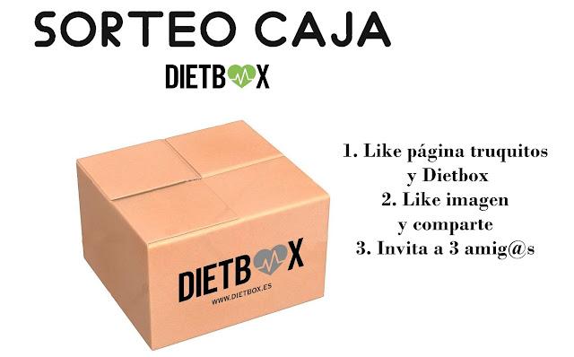 sorteo caja dietbox