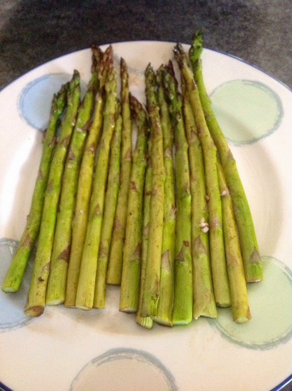 Clean Eating, Balsamic Garlic Asparagus, Asparagus Recipes