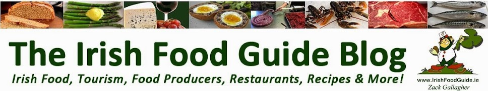 Irish Food Guide Blog | Irish Food Blog | Food & Tourism in Ireland