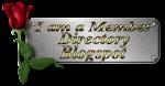 Sou Membro no Directorio Blogspot