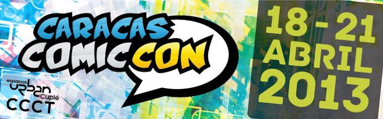 Caracas Comic con 2013