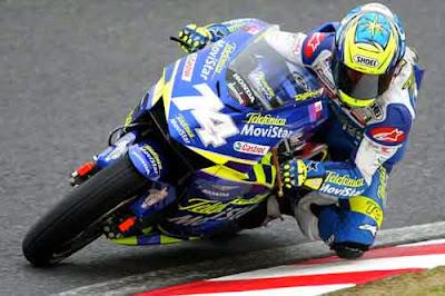 Daijiro katoh pembalap yang juga meninggal dunia di lintasan balap
