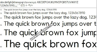 AppleMint Fonts Android
