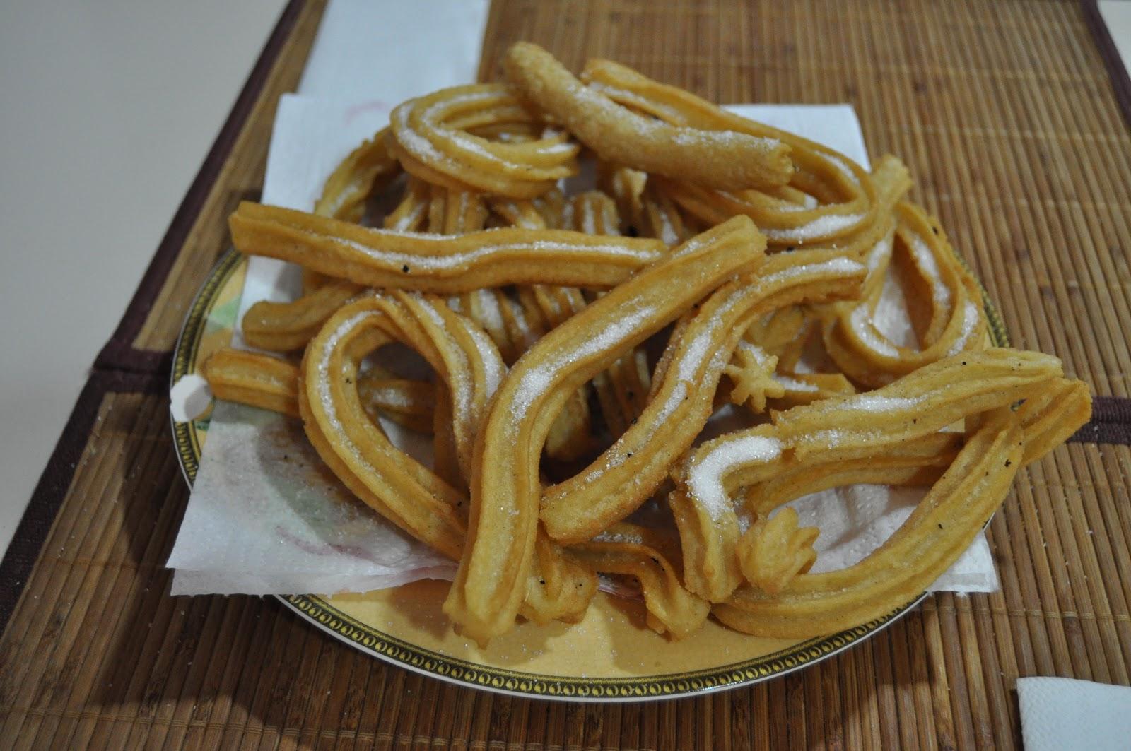Pepillococinillas churros ma aneros - Thermomix del lidl precio ...