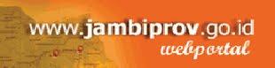 Website Resmi Prov. Jambi