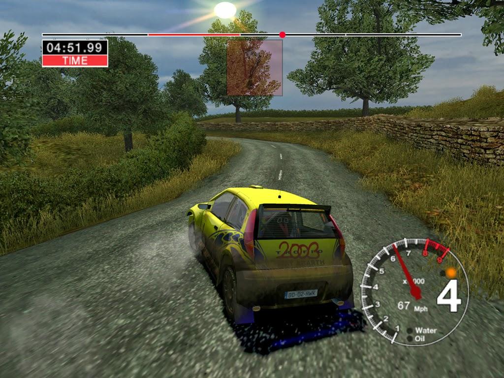 Rally Car Racing Games Xbox
