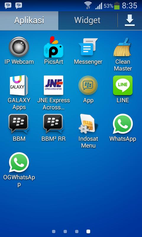 Cara Instal Dua Aplikasi WhatsApp Dalam Satu Android ...
