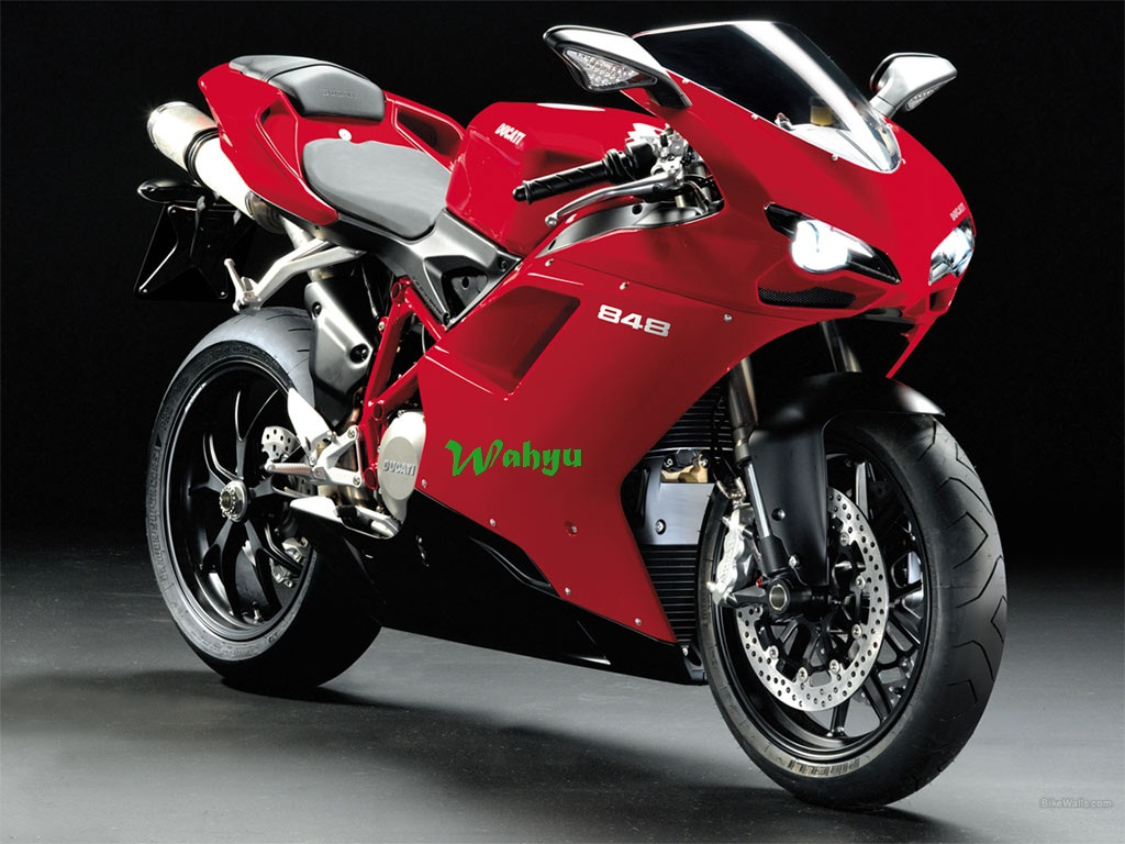 Ducati Motorcycle is trademark and genuine make in Italia