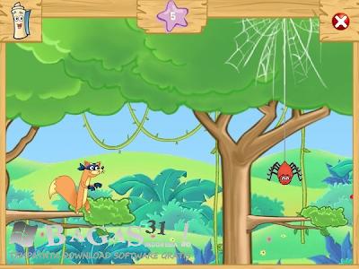 Dora the Explorer : Swipers Big Adventure 2