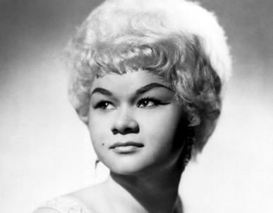 Etta James the husky voiced R B singer dies at Philadelphia