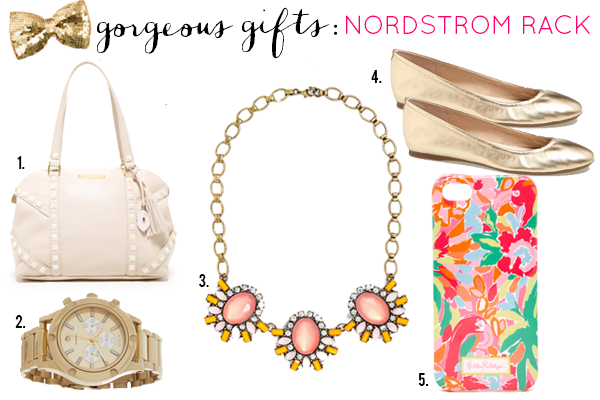Gorgeous Gifts from Nordstrom Rack
