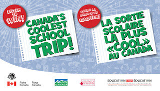 Canada's Coolest School Trip Logo