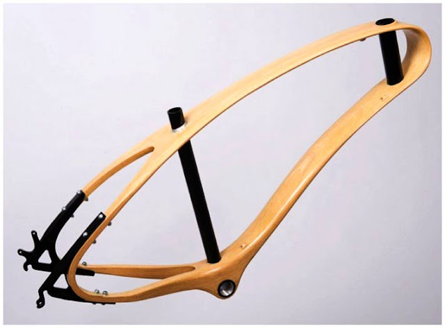 Unibody wooden frame