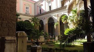 国立博物館中庭