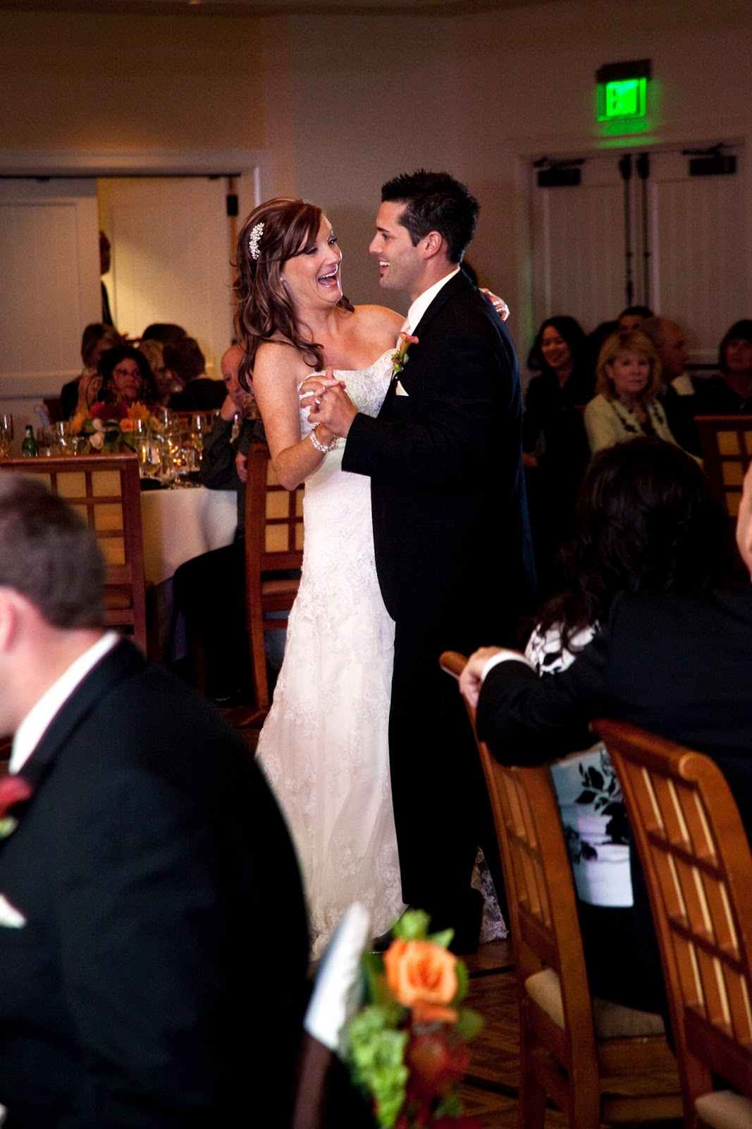 Entertainment at large newlyweds and more ray for Abba salon davis