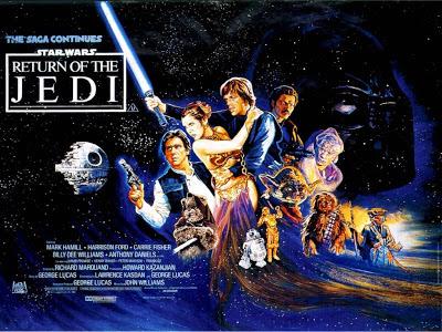 El Retorno del Jedi - Stars War - curiosidades