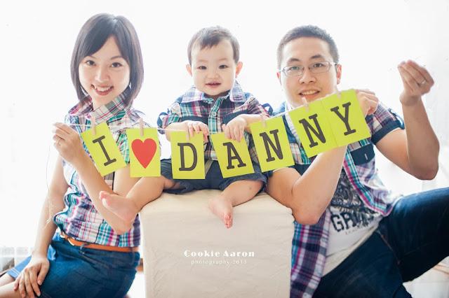 [ 親子寫真 ] Danny@Danny家