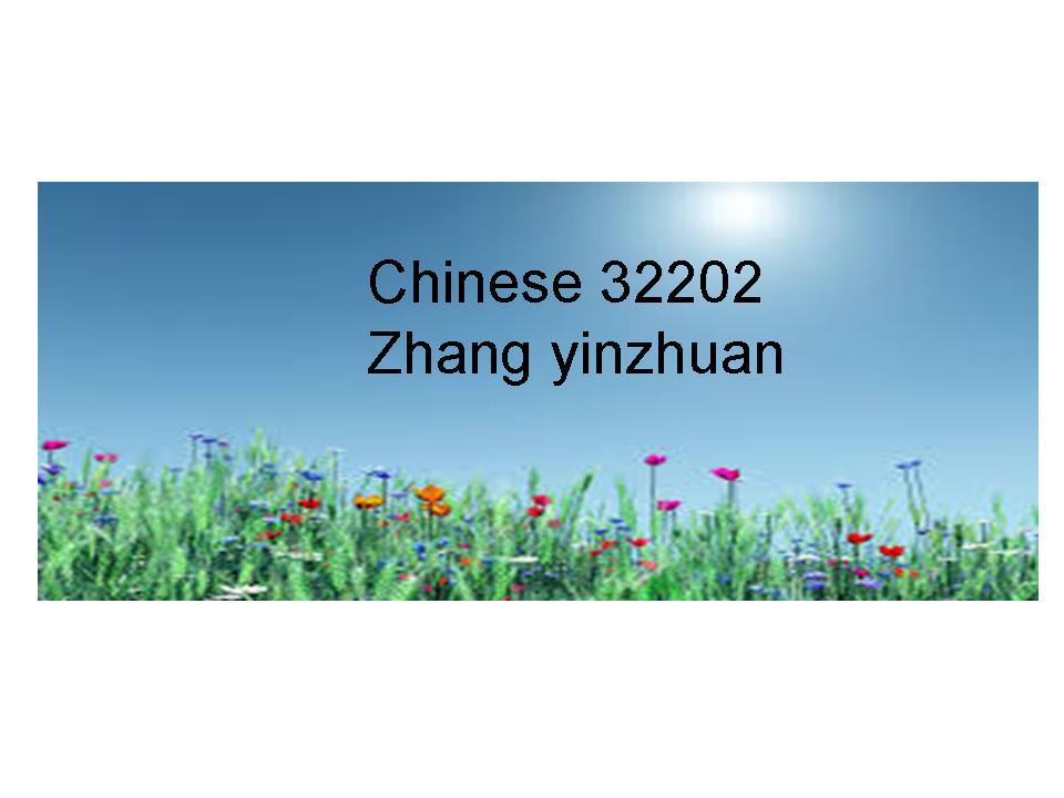 chinese 32202