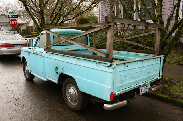 1964 Datsun L320 Pickup.