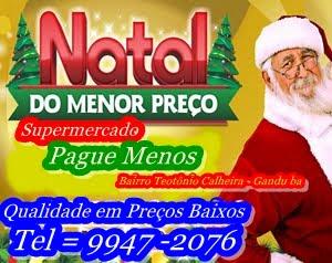 SUPERMERCADO PAGUE MENOS