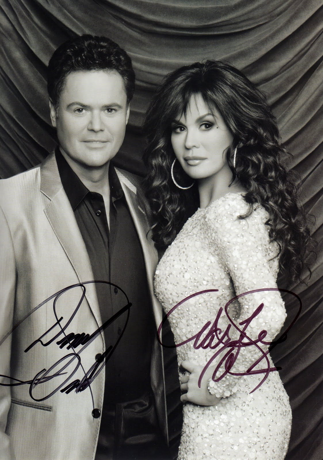Dr Roys Thoughts Donny And Marie In Toronto