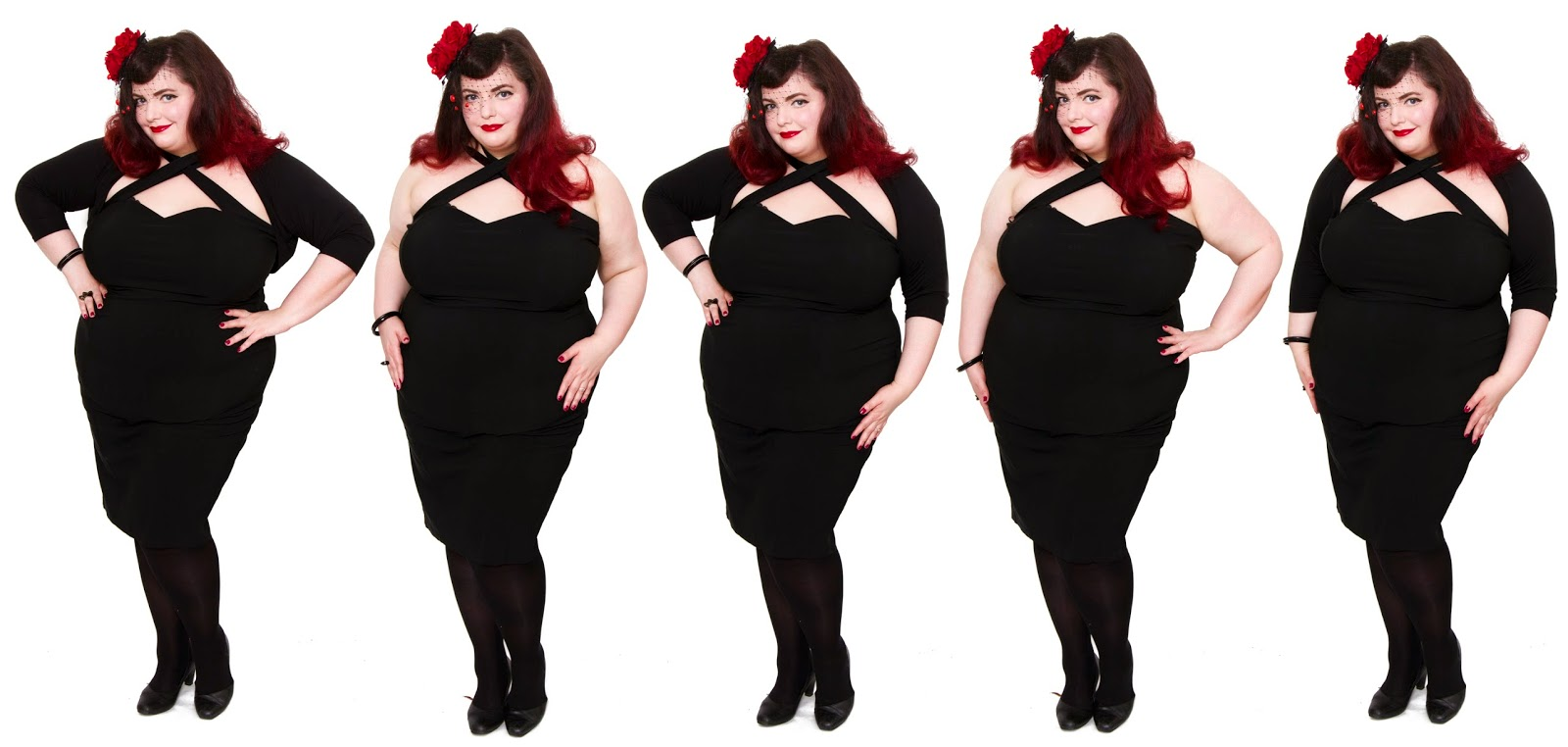 5c36292ac3a Penny Lane - The Penny Pencil Dress from Collectif Clothing