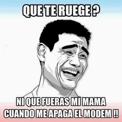 ¿Que te ruegue?