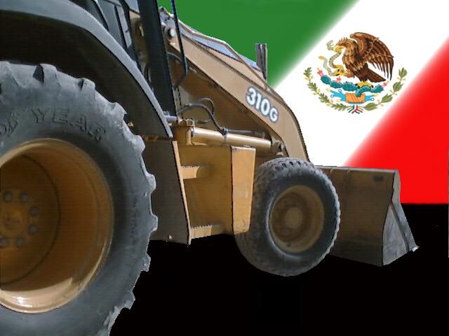OPERADOR DE RETROEXCAVADORA