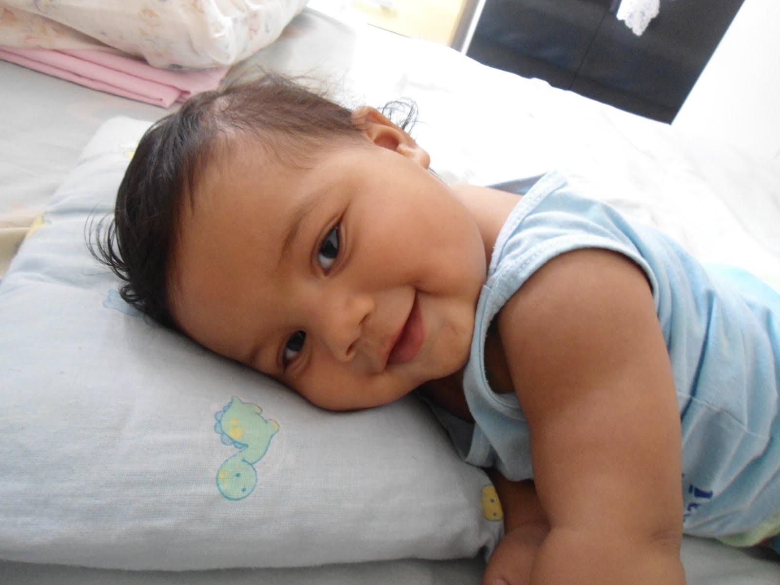 Dona ju meu beb lindo com 6 meses de vida - Bebes de tres meses ...