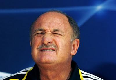 Scolari, nuevo técnico de la selección de Brasil