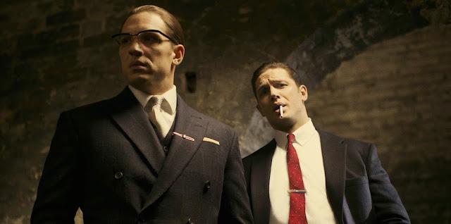 Tom Hardy em dose dupla no trailer do thriller policial LEGEND