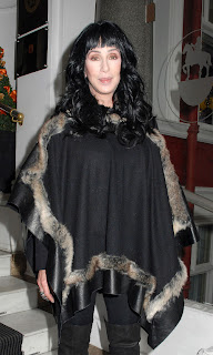 Cher in England
