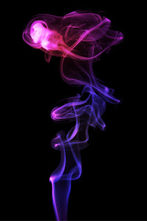 Coloured Smoke iPhone Wallpapers