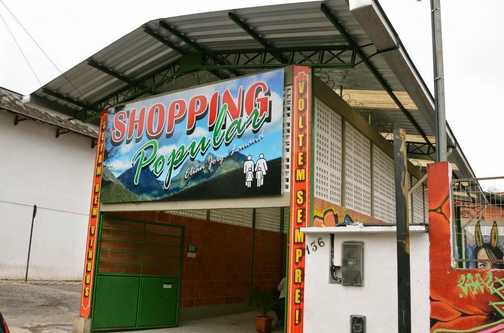 Mercado Popular Jorge Elian Lauand foi criado pela Prefeitura e está prestes a comemorar dois anos, no próximo dia 21
