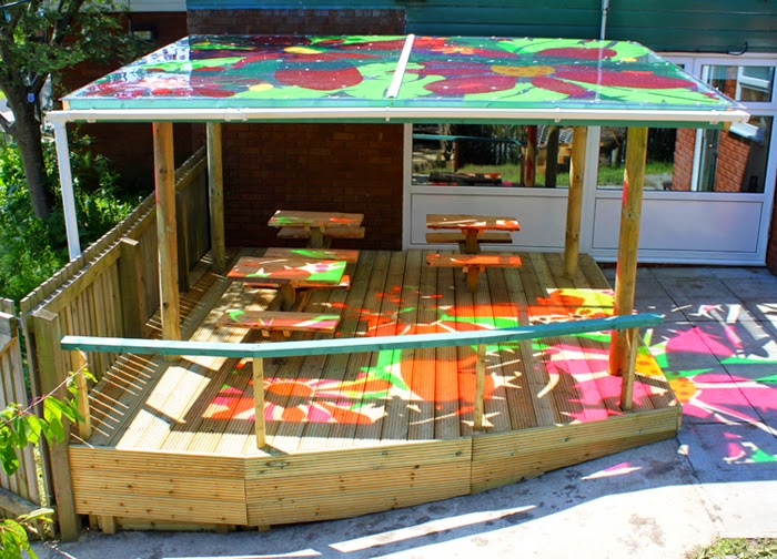 Outdoor Classroom Design ~ From the mind of an early childhood educator outdoor