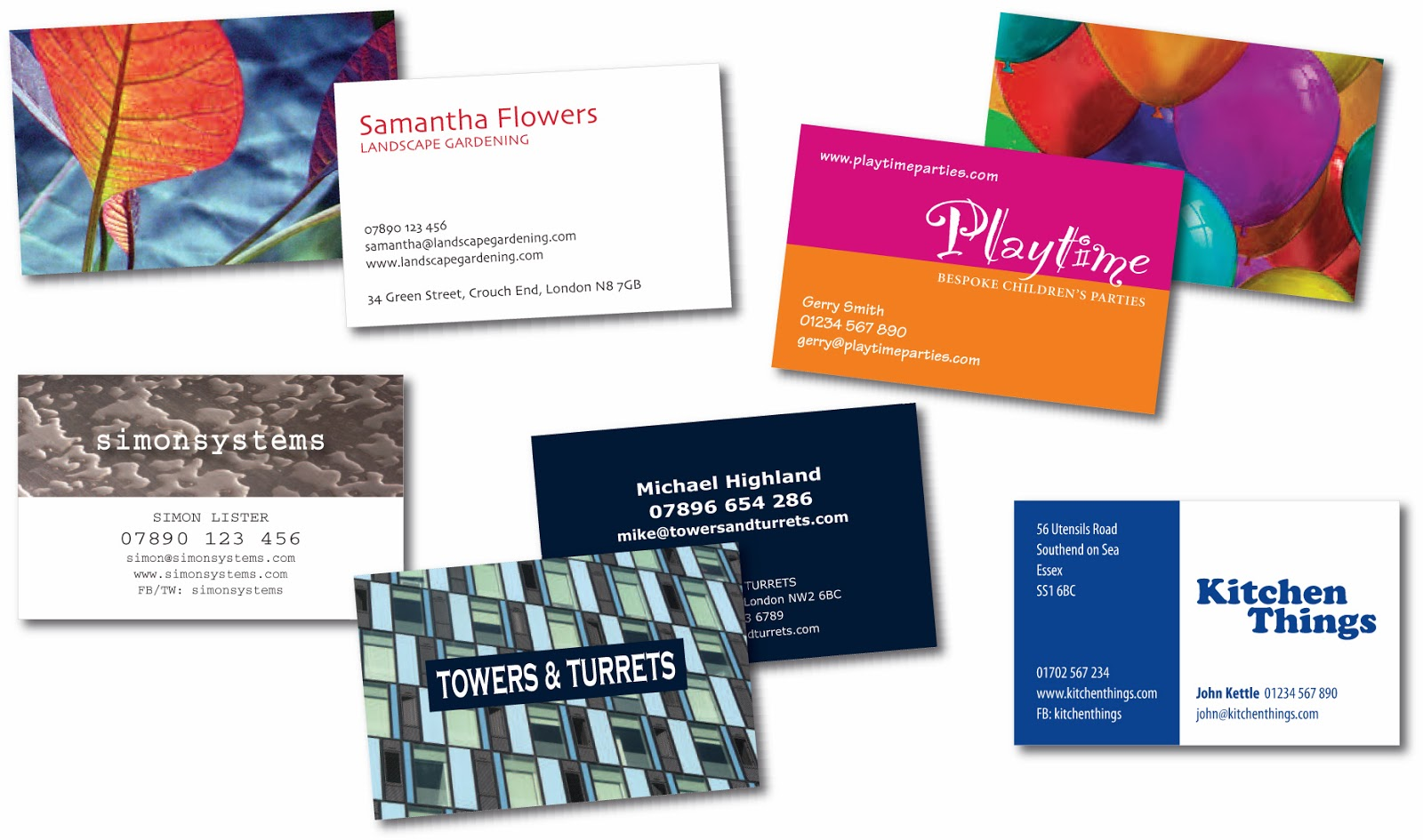 Jane designed this order your own business cards some samples based on this template service reheart Choice Image